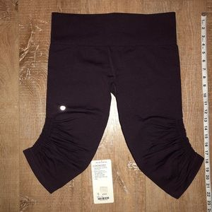 Lululemon In the Flow Crop Pants